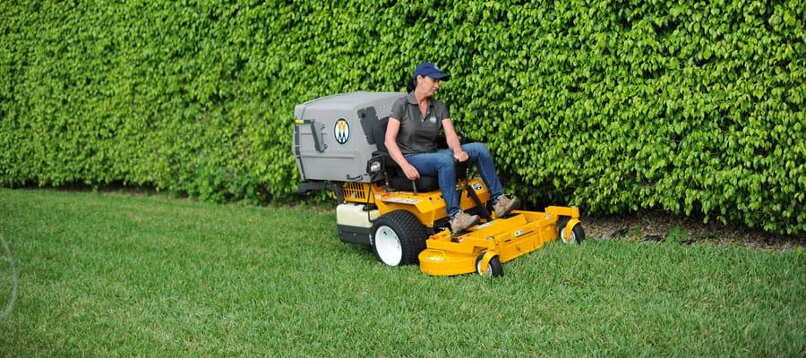 walker lawn mowers