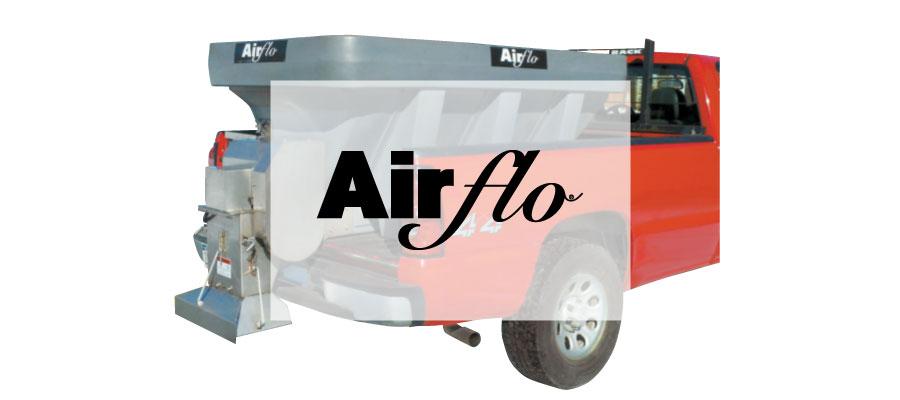 air flow spreaders