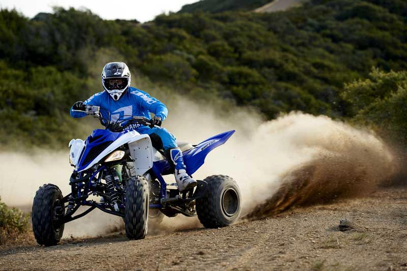 Yamaha ATV Raptor